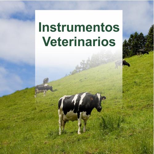 Instrumentos Veterinarios